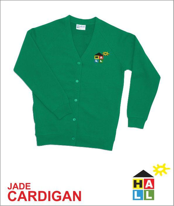 Cardigan - Jade