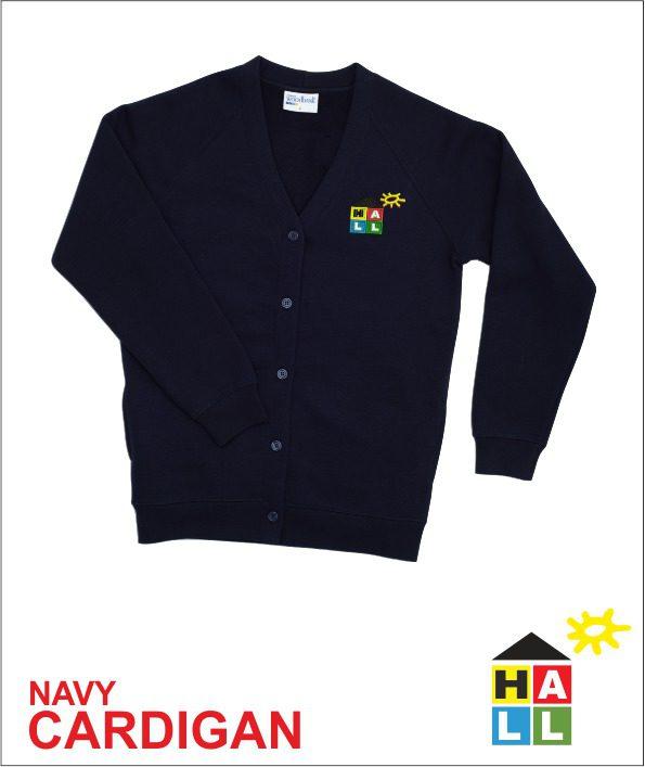 Cardigan - Navy