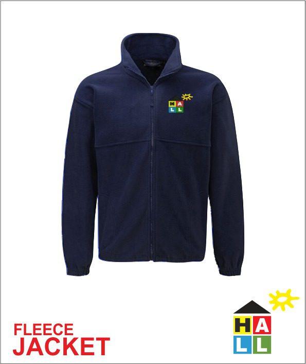 Fleece - Navy