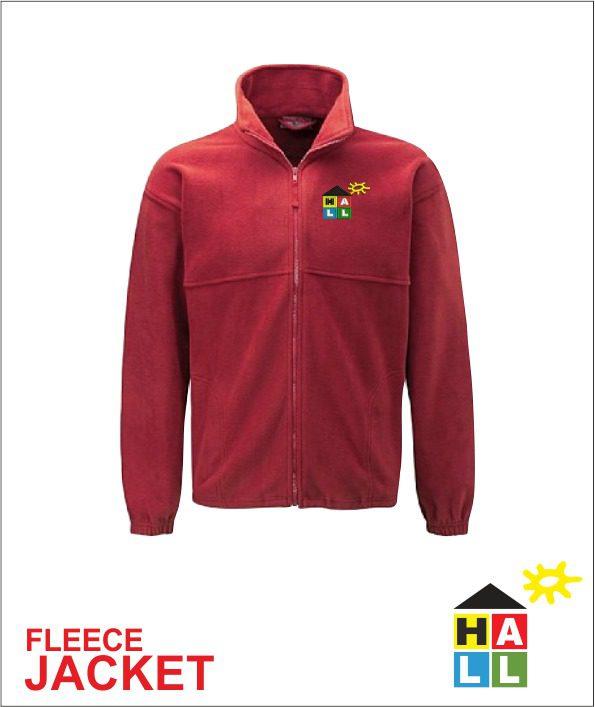 Fleece - Red