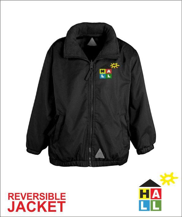 Reversible - Black