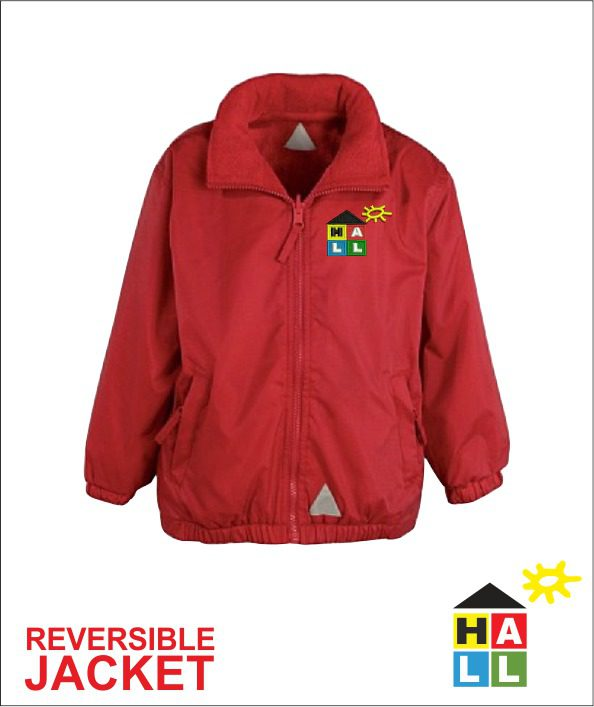 Reversible - Red
