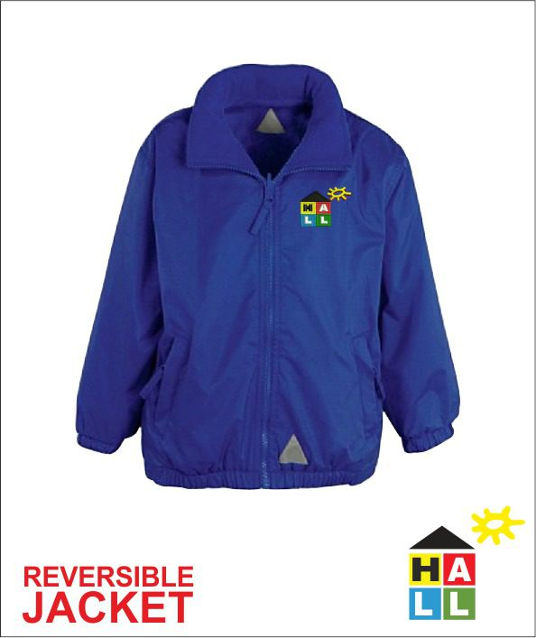 Reversible - Royal