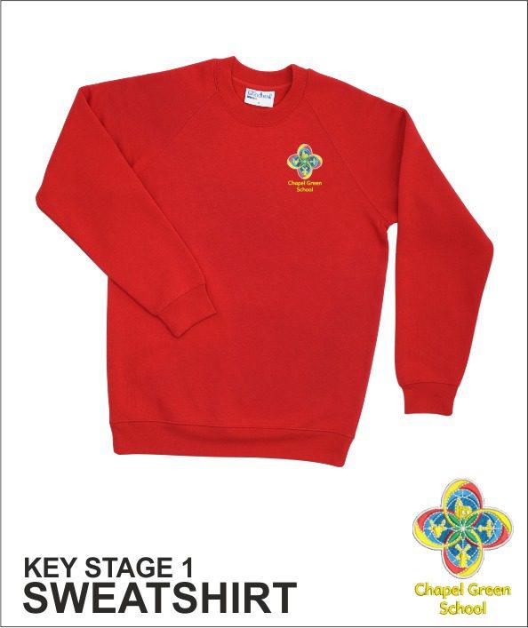 KS1 Sweatshirt