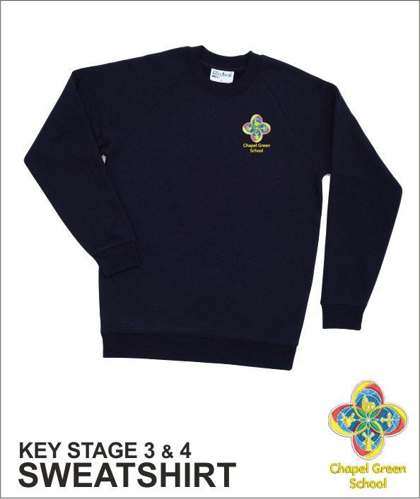 KS3/4 Sweatshirt