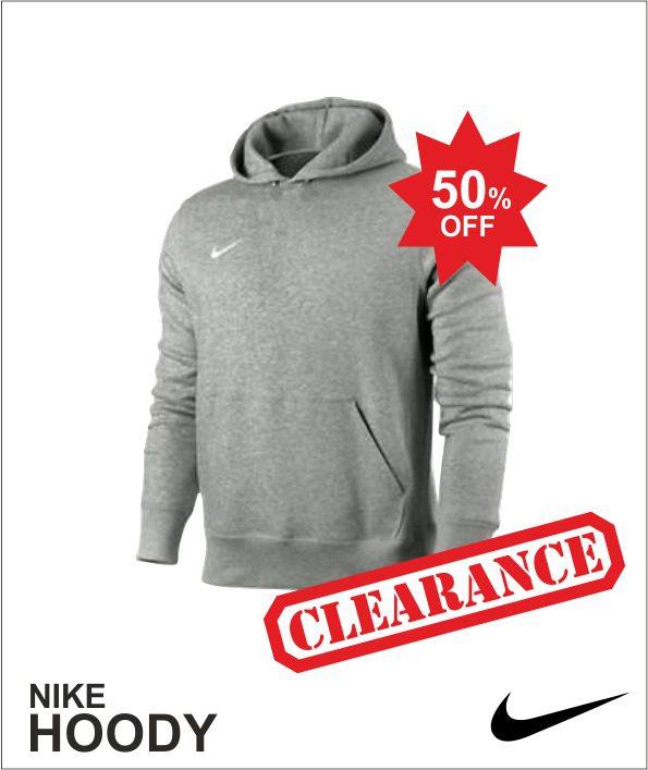 Nike Hoody - Grey