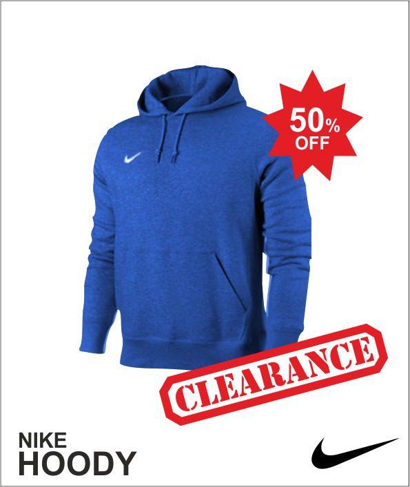 Nike Hoodie - Royal