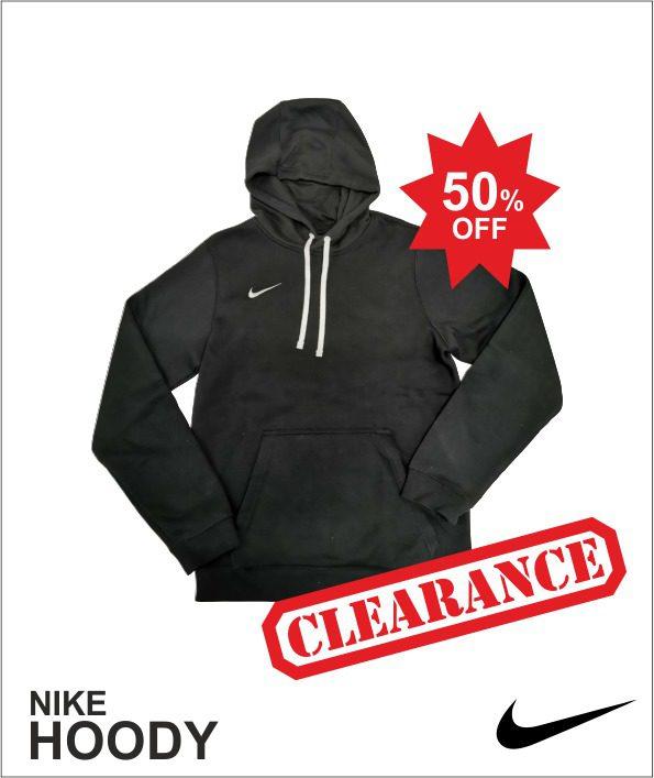 Nike Hoody - Black