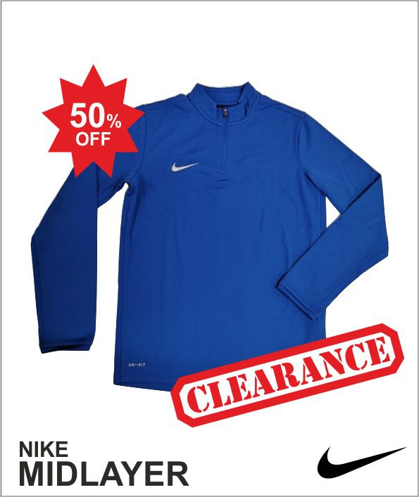 Nike Midlayer - Royal