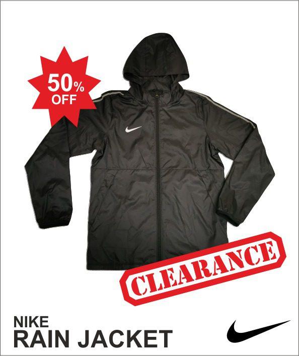 Nike Rain Jacket - Black