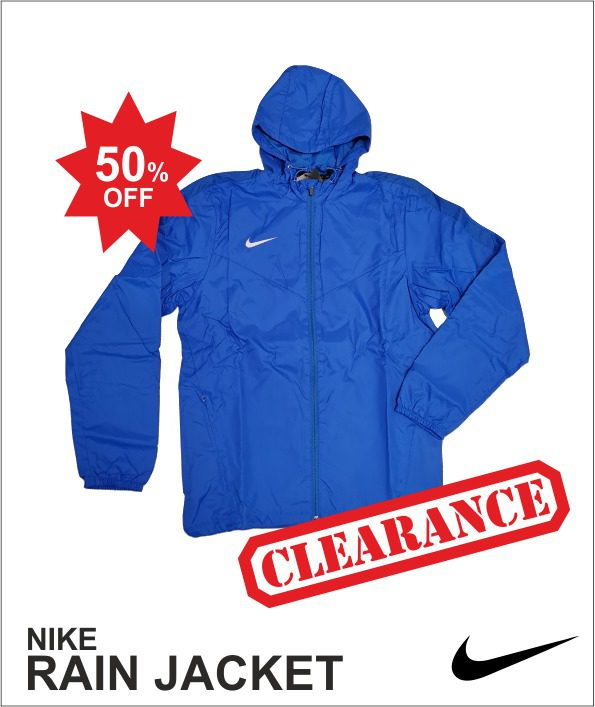 Nike Rain Jacket - Royal
