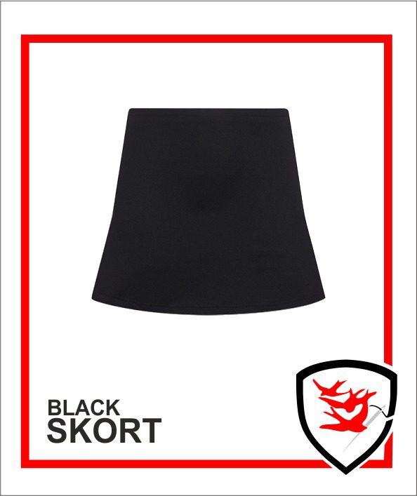 Skort Black