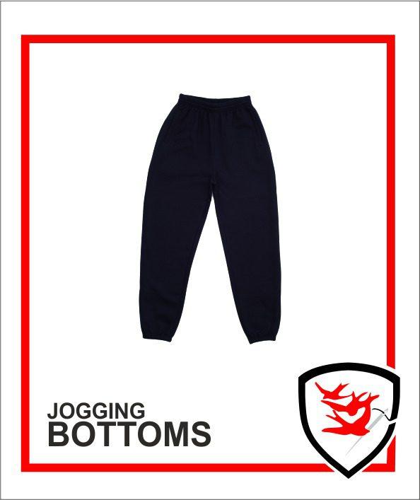Jogging Bottoms Navy