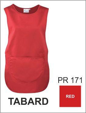 Tabard Pr171 Red