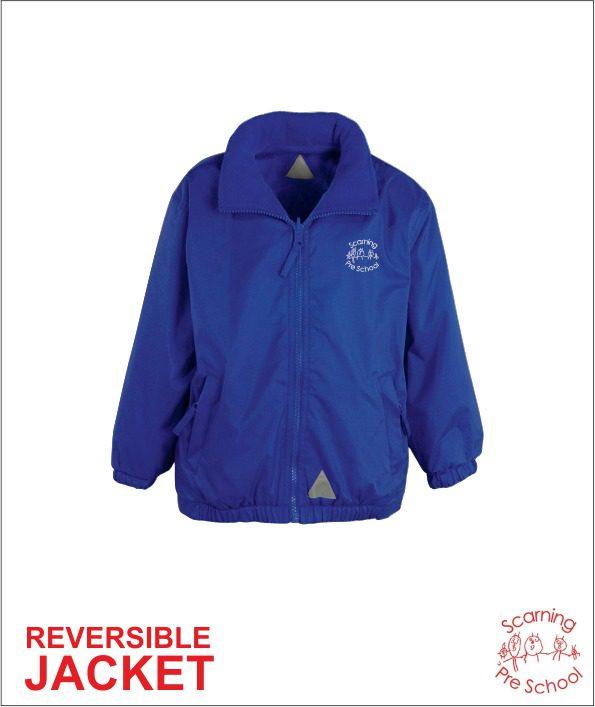Staff Reversible Jacket