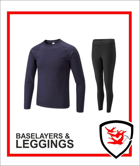 Baselayers and Leggings