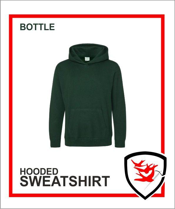 Hooded Sweatshirt Bottle