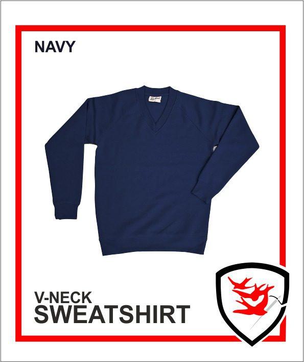 V-Neck Navy