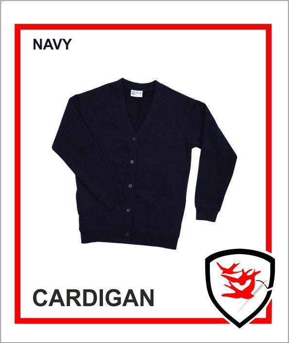 Cardigan Navy
