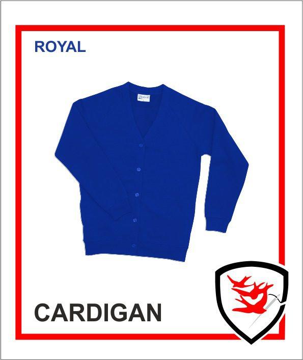 Cardigan Royal