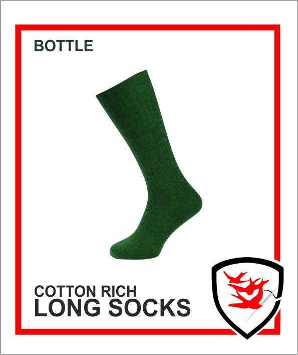 Cotton Rich Socks - Bottle