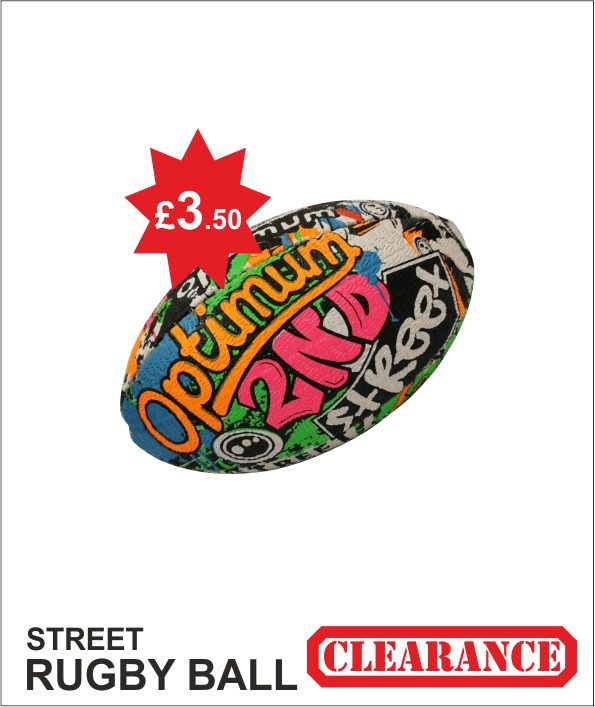 Street Rugby Ball