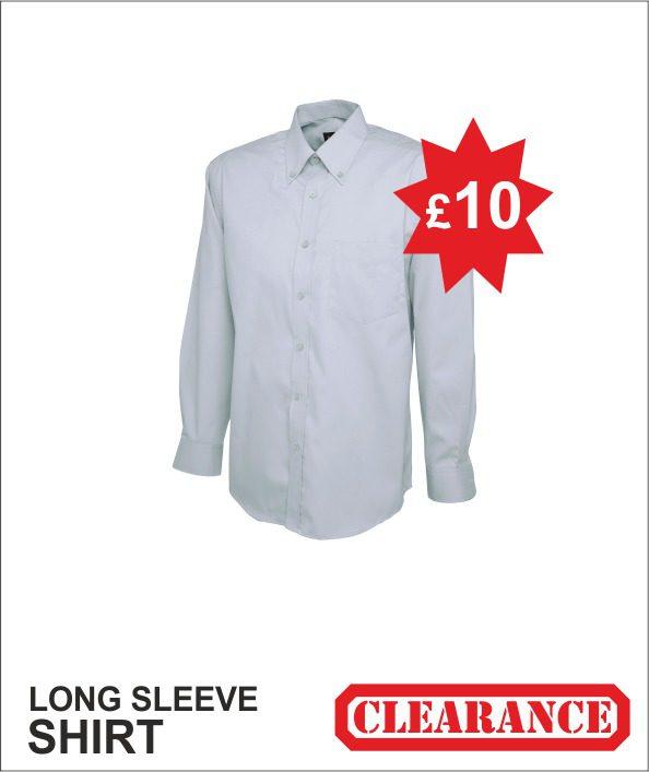 Ls Shirt Light Blue