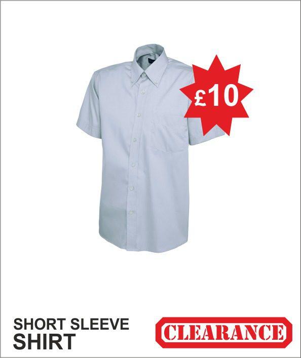 S/S Shirt - Light Blue