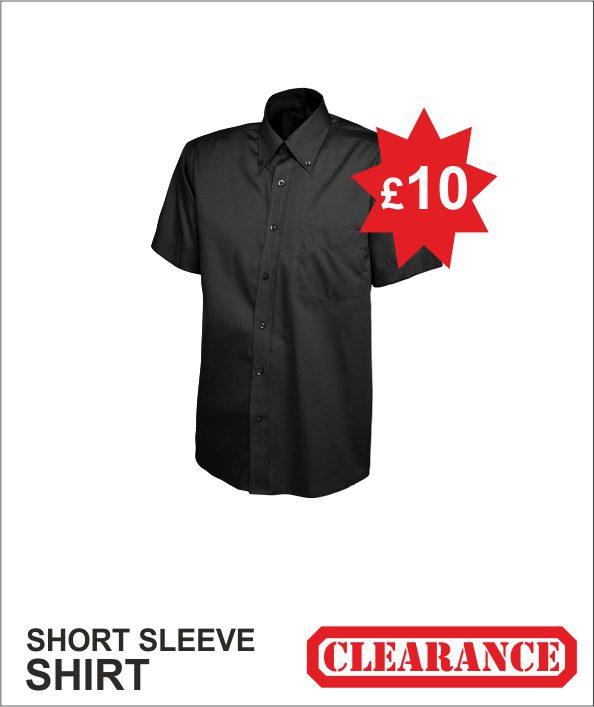 S/S Shirt - Black