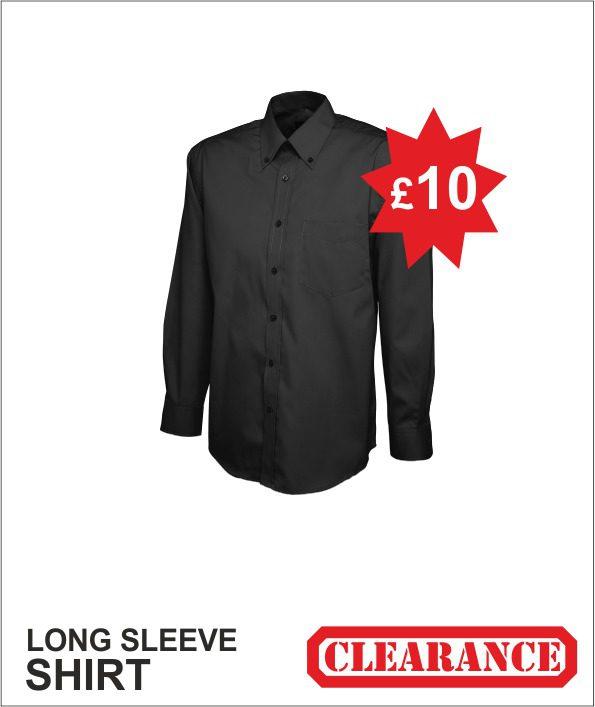 Ls Shirt Black