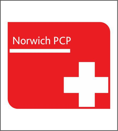 Uea Norwich Pcp Society Badge
