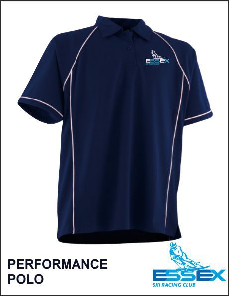 Performance Polo Front