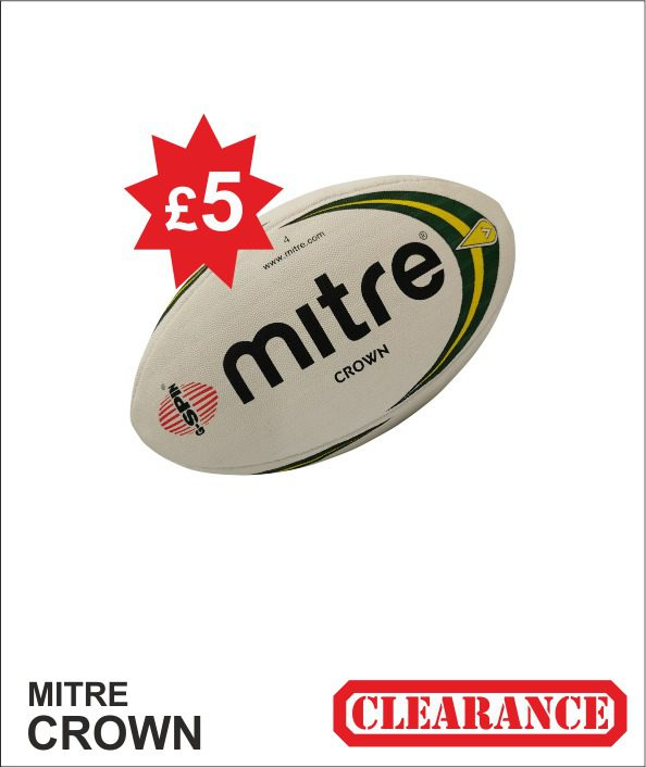Mitre Crown Rugby