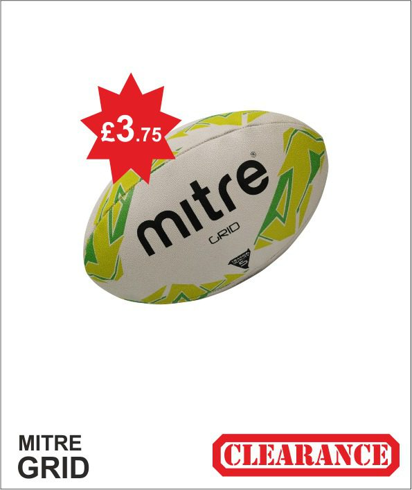 Mitre Grid Rugby