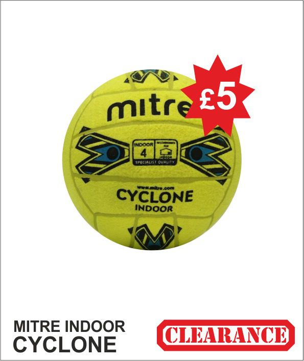 Mitre Indoor Cyclone