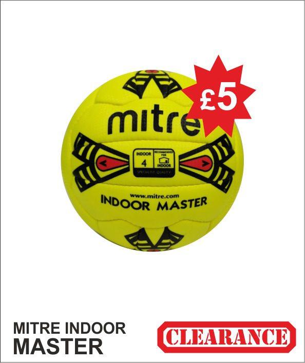 Mitre Indoor Master