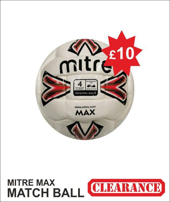 Mitre Max Match Ball