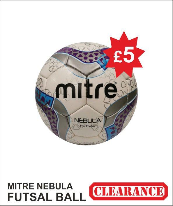 Mitre Nebula Futsal
