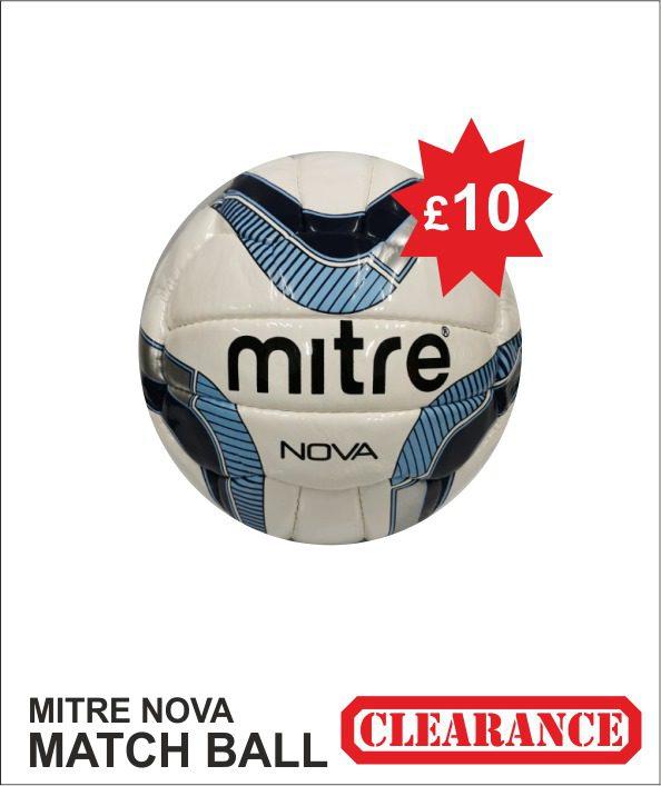 Mitre Nova Match Ball