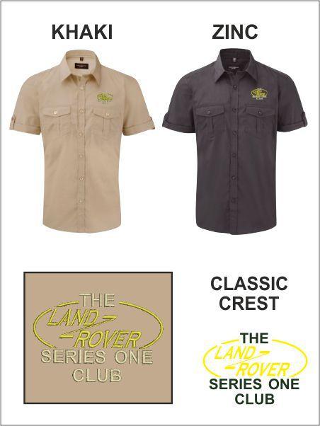 Classic Safari Shirt