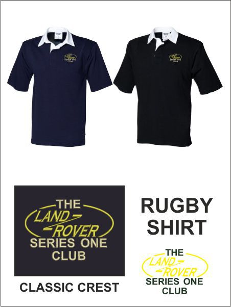 Short Sleeve Rugby Shirt Classic
