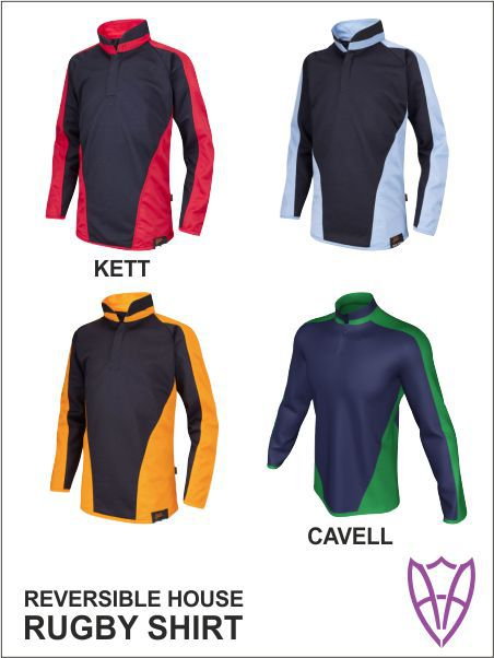 Rugby Shirt All Colours