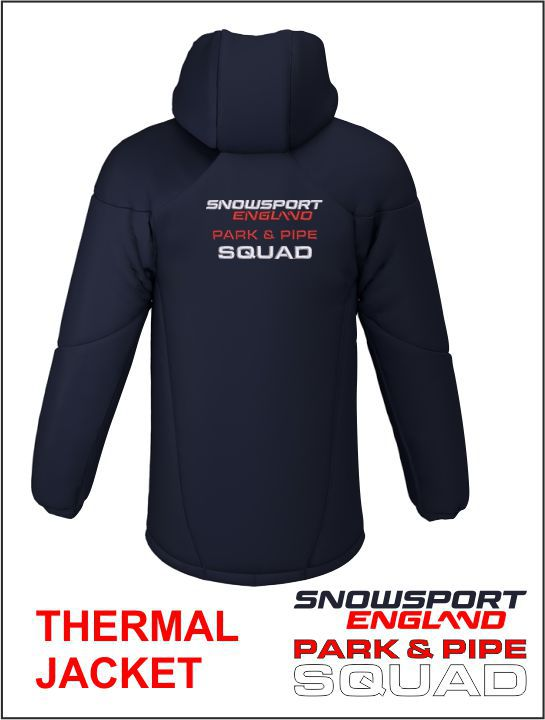 Thermal Jacket Back