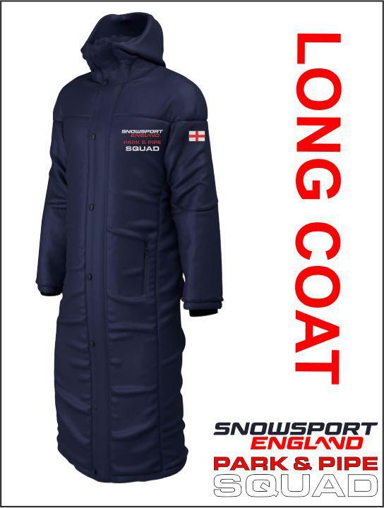 Long Coat Front