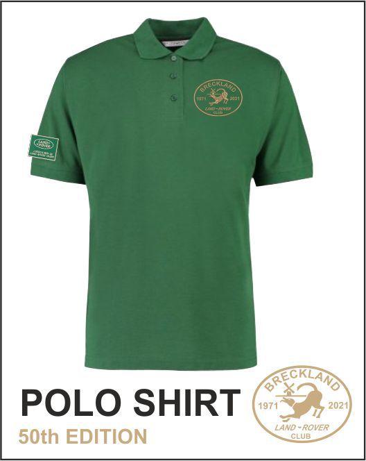 50Th Polo Green