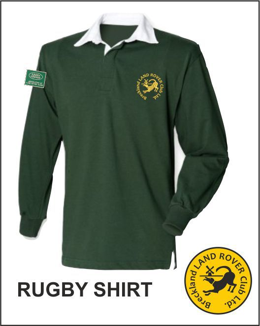 Rugby Shirt Bottle