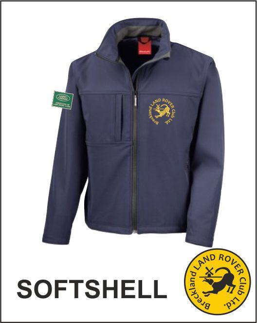 Softshell Navy
