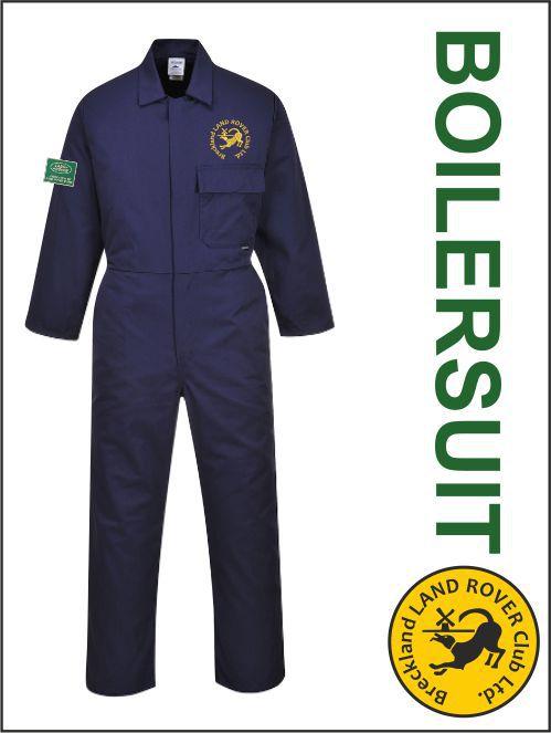 Boilersuit Navy