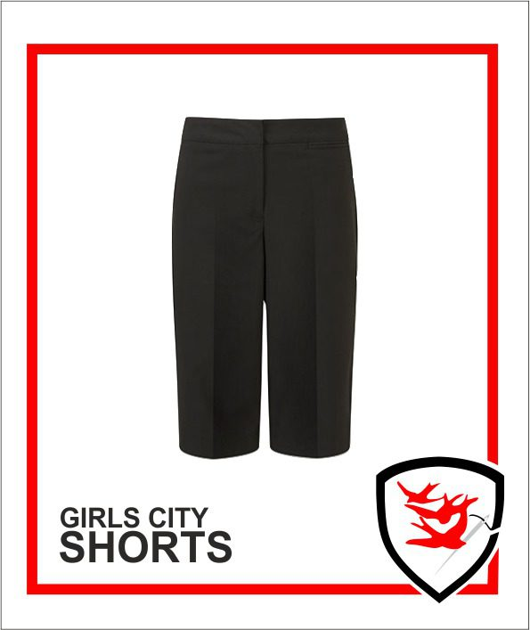 Girls City Shorts