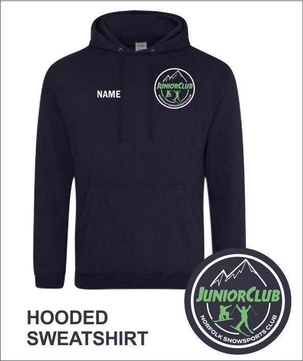 Hoody Navvy Front